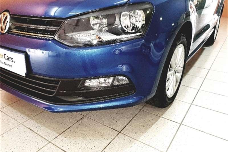 VW Polo Vivo hatch 5-door POLO VIVO 1.6 COMFORTLINE TIP (5DR) 2021