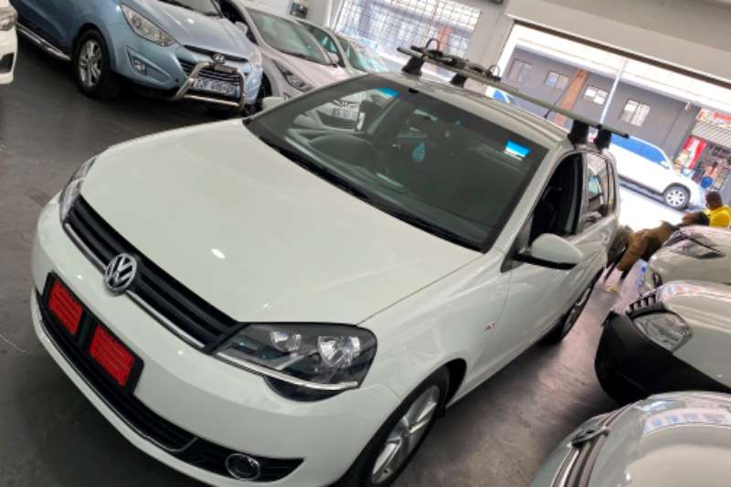 VW Polo Vivo Hatch 5-door POLO VIVO 1.6 GT 5DR 2015