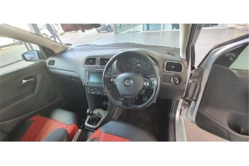 VW Polo Vivo hatch 5-door POLO VIVO 1.6 HIGHLINE (5DR) 2018