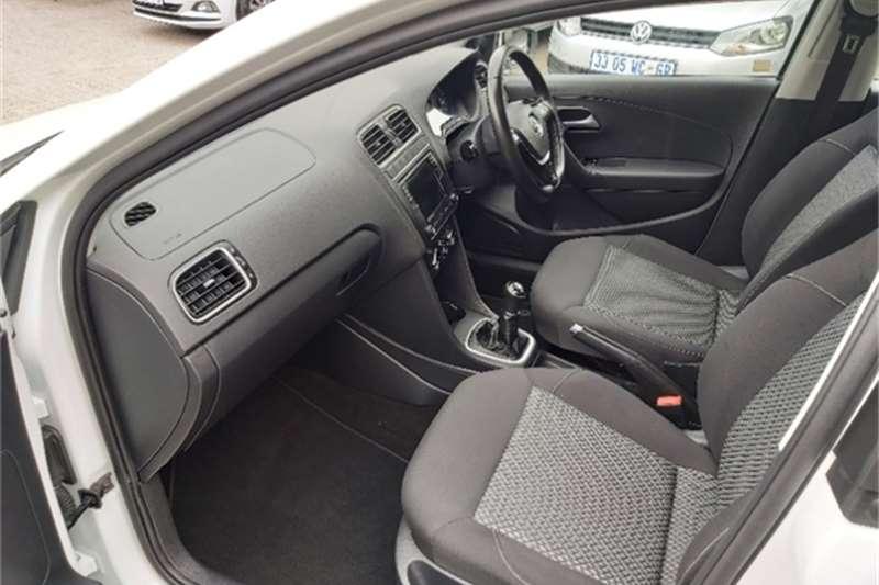 VW Polo Vivo hatch 5-door POLO VIVO 1.6 HIGHLINE (5DR) 2018