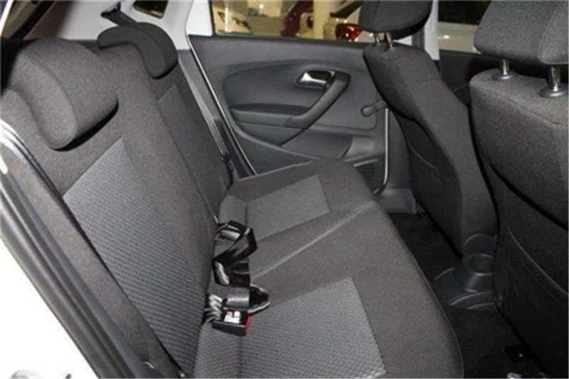 VW Polo Vivo Hatch 5-door POLO VIVO 1.6 HIGHLINE (5DR) 2019
