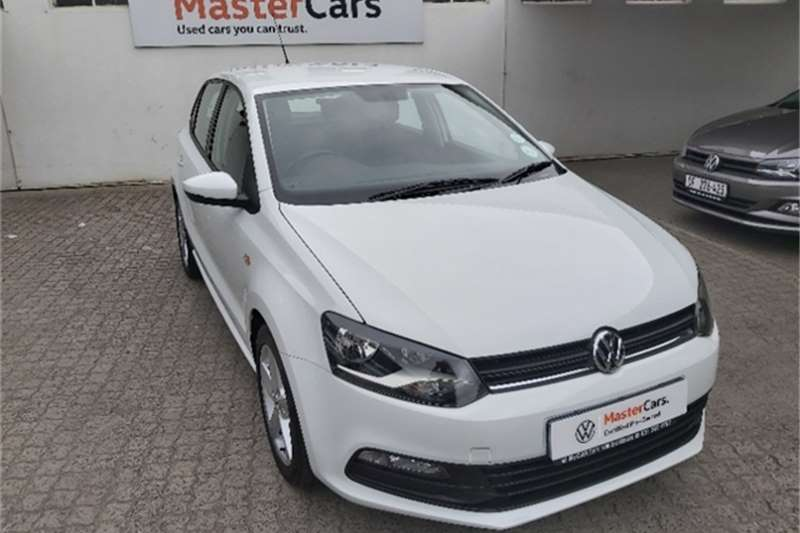VW Polo Vivo Hatch 5-door POLO VIVO 1.6 HIGHLINE (5DR) 2019