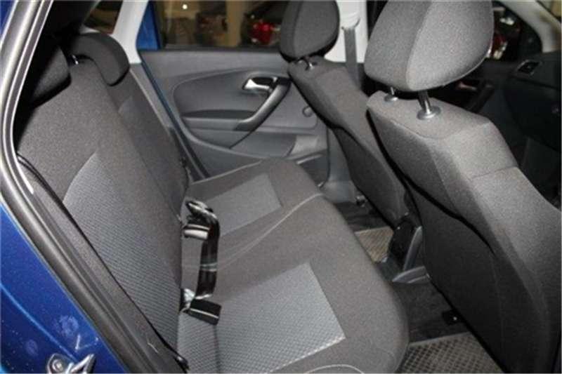 VW Polo Vivo hatch 5-door POLO VIVO 1.6 HIGHLINE (5DR) 2020