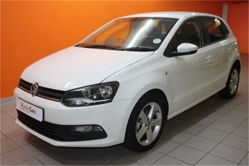 VW Polo Vivo Hatch 5-door POLO VIVO 1.6 HIGHLINE (5DR) 2020