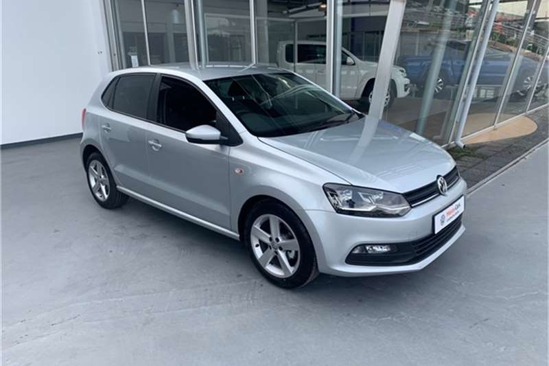 VW Polo Vivo Hatch 5-door POLO VIVO 1.6 HIGHLINE (5DR) 2021