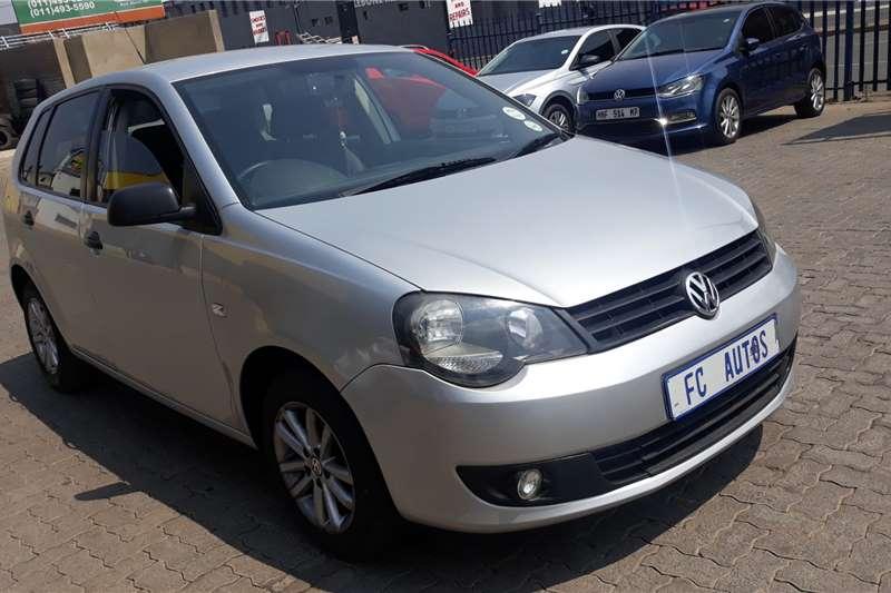 VW Polo Vivo Hatch 5-door POLO VIVO 1.6 TRENDLINE 5Dr 2012