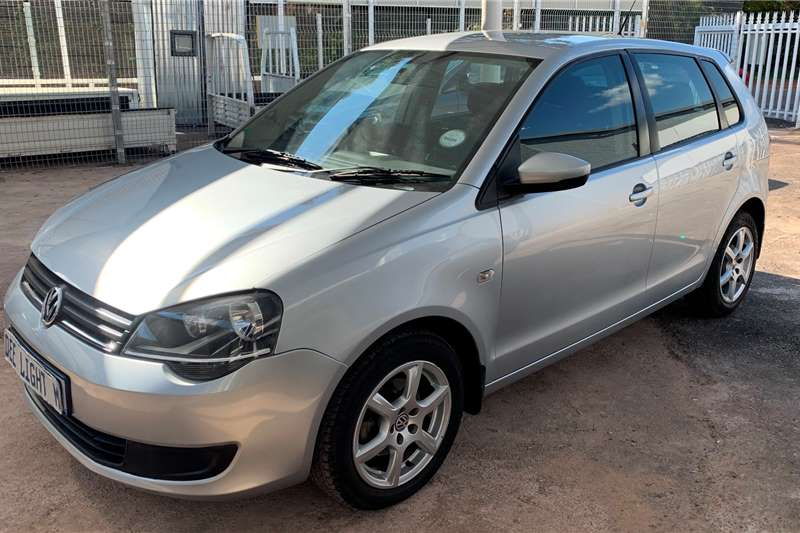 VW Polo Vivo Hatch 5-door POLO VIVO GP 1.4 BLUELINE 5DR 2017