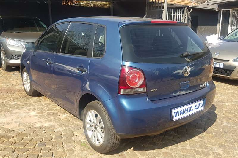 VW Polo Vivo Hatch 5-door POLO VIVO GP 1.4 CONCEPTLINE 5DR 2015
