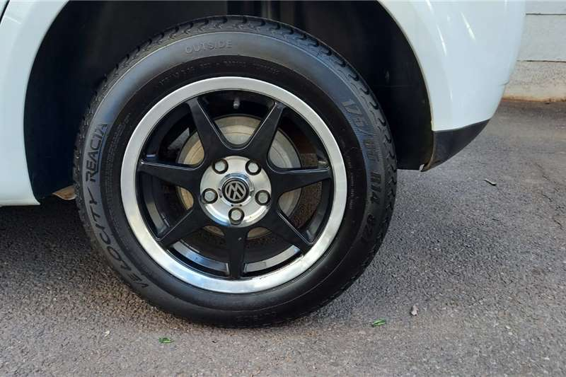 VW Polo Vivo Hatch 5-door POLO VIVO GP 1.4 TRENDLINE 5DR 2016