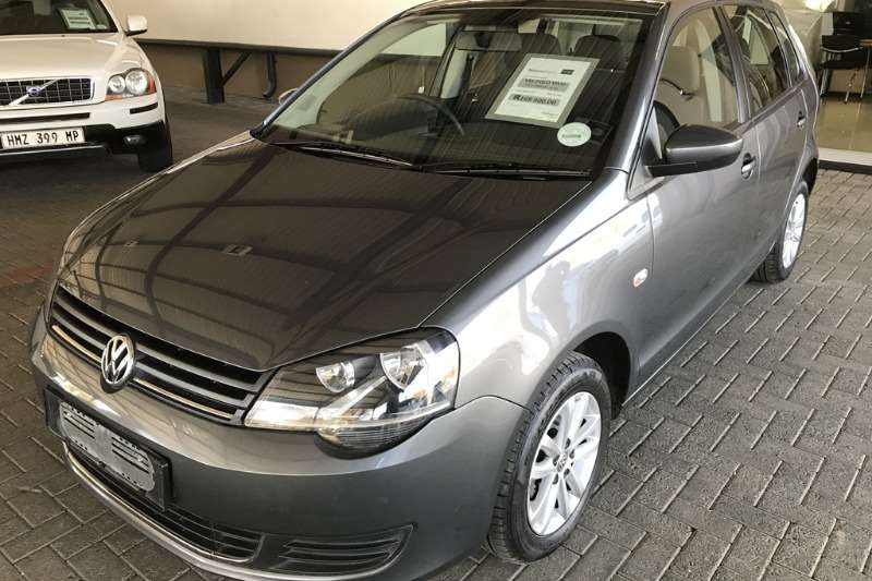VW Polo Vivo Hatch 5-door POLO VIVO GP 1.4 TRENDLINE TIP 5DR 2017