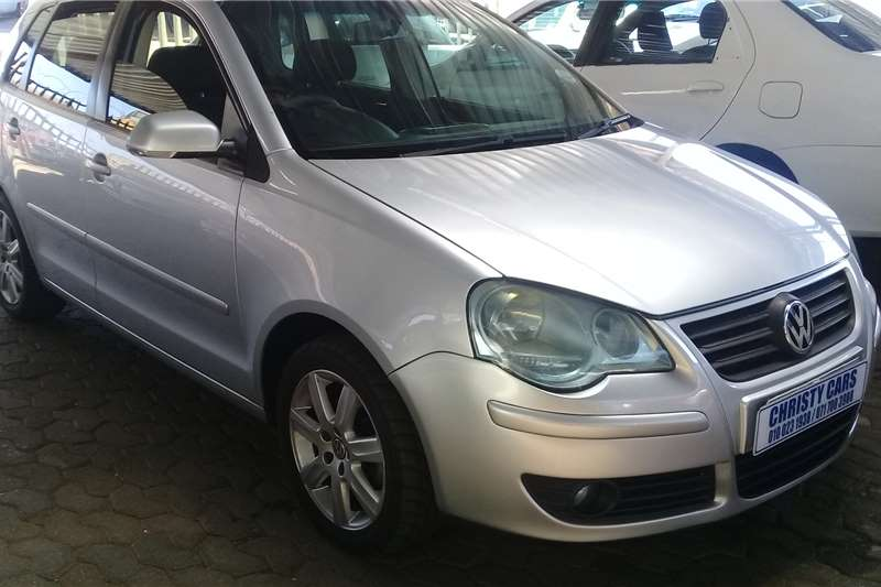 VW Polo Vivo Hatch 5-door POLO VIVO GP 1.6 COMFORTLINE 5DR 2008