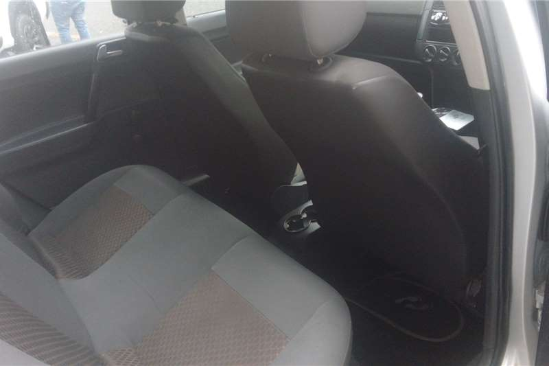 VW Polo Vivo Hatch 5-door POLO VIVO GP 1.6 COMFORTLINE 5DR 2012