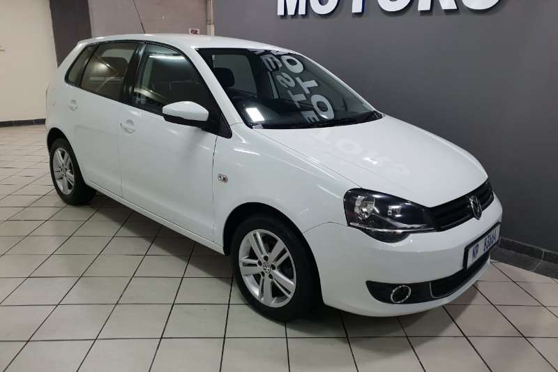VW Polo Vivo Hatch 5-door POLO VIVO GP 1.6 COMFORTLINE 5DR 2015