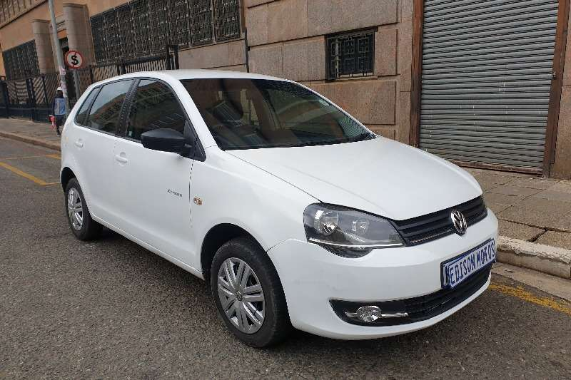 VW Polo Vivo Hatch 5-door POLO VIVO GP 1.6 MAXX 5DR 2017