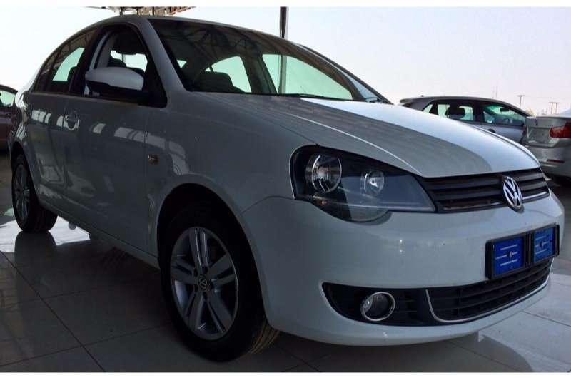 2014 VW Polo Vivo se