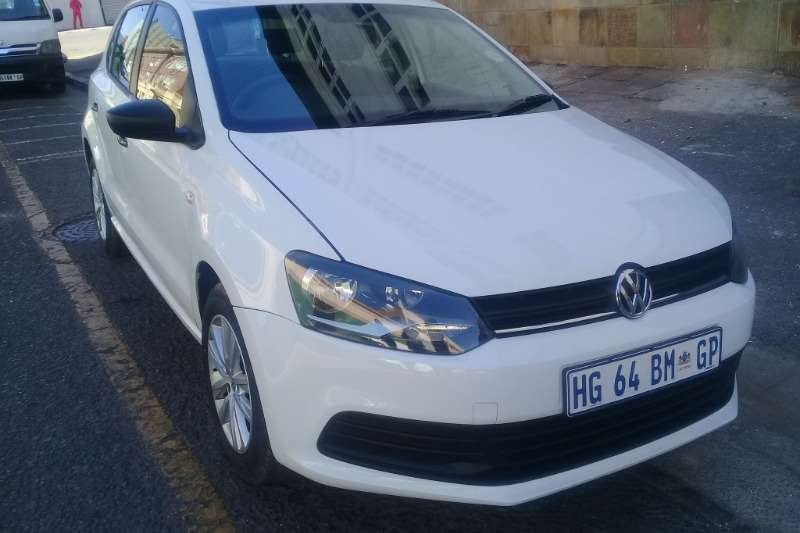 2018 VW Polo Vivo hatch 1.4 Trendline
