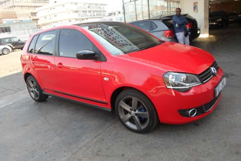 2015 VW Polo Vivo