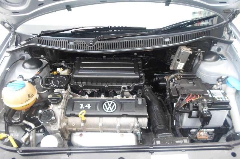 2015 VW Polo Vivo sedan 1.4 Conceptline