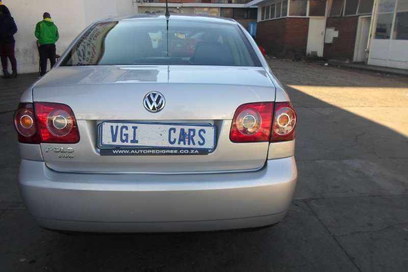 2012 VW Polo Vivo 5 door 1.4