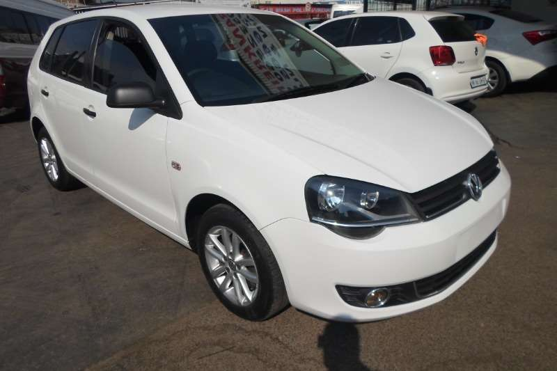 2014 VW Polo Vivo