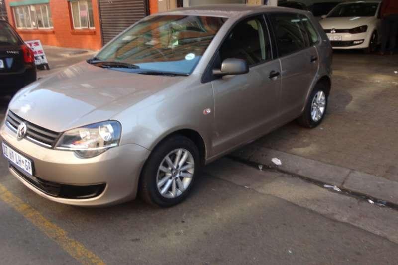 2014 VW Polo Vivo 5 door 1.4
