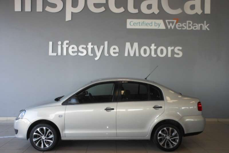 2011 VW Polo Vivo sedan 1.4 Trendline auto