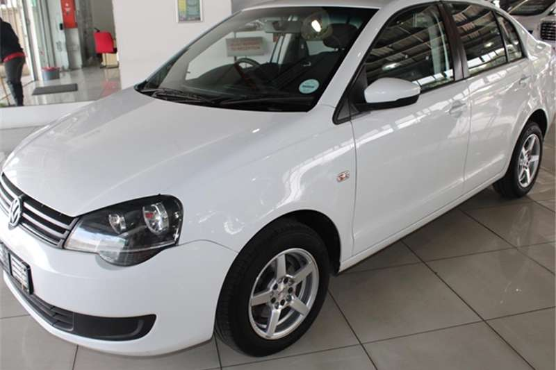 2015 VW Polo Vivo sedan 1.6 Trendline
