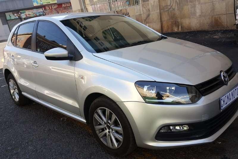 2018 VW Polo Vivo hatch 1.6 Comfortline