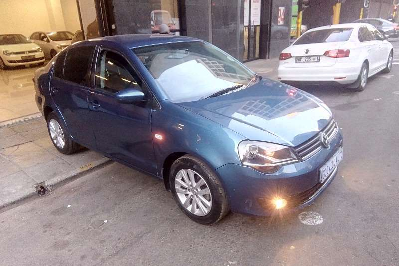2018 VW Polo Vivo sedan 1.4