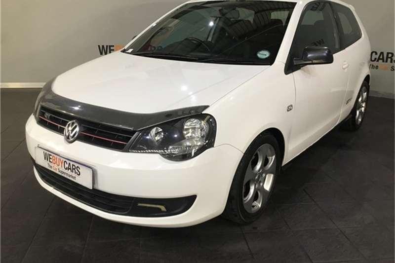 2011 VW Polo Vivo 3 door 1.6 GT