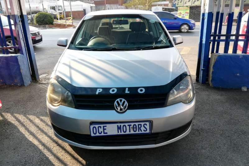2011 VW Polo Vivo hatch 1.6 Comfortline