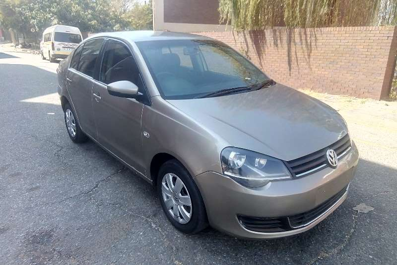 2016 VW Polo Vivo sedan 1.4 Trendline auto