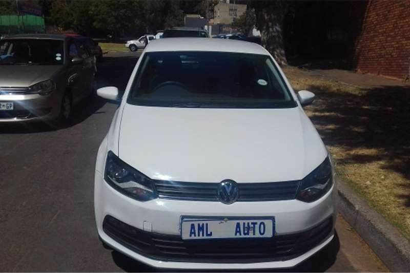 2019 VW Polo Vivo 5 door 1.4 Trendline auto