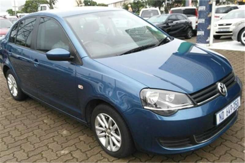 2016 VW Polo Vivo sedan 1.4 Trendline