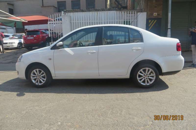 2017 VW Polo Vivo 5 door 1.4 Trendline