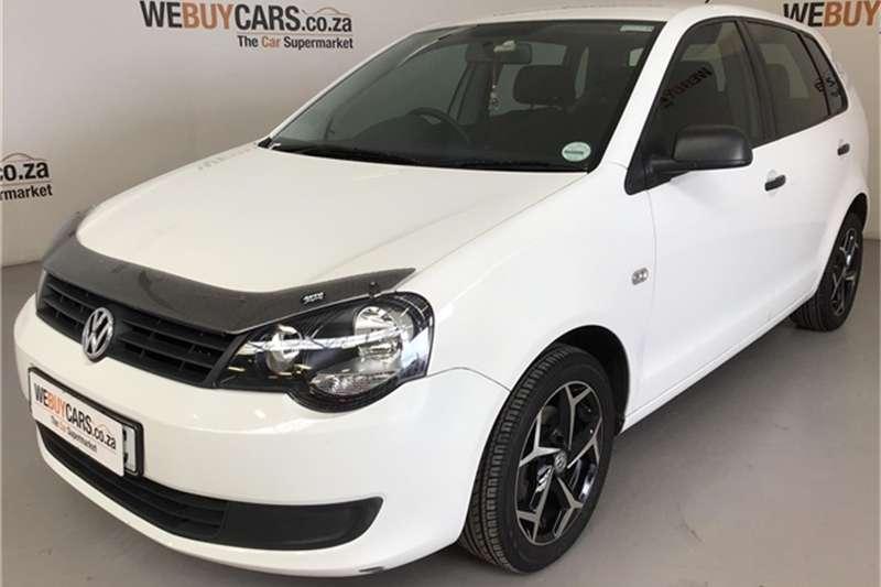 2012 VW Polo Vivo 5 door 1.6 Trendline