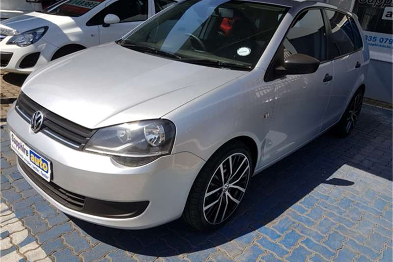 2015 VW Polo Vivo hatch 1.4 Blueline