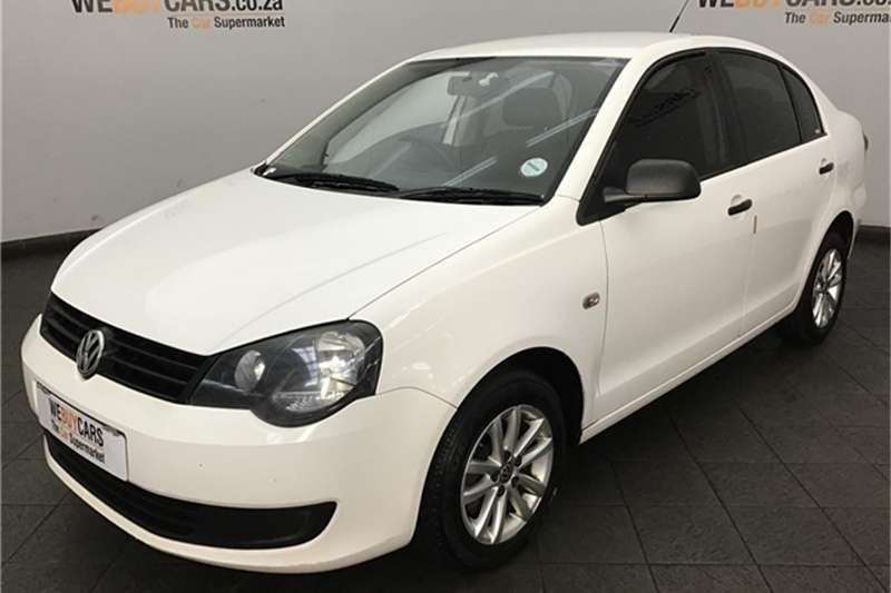 2012 VW Polo Vivo sedan 1.4 Trendline