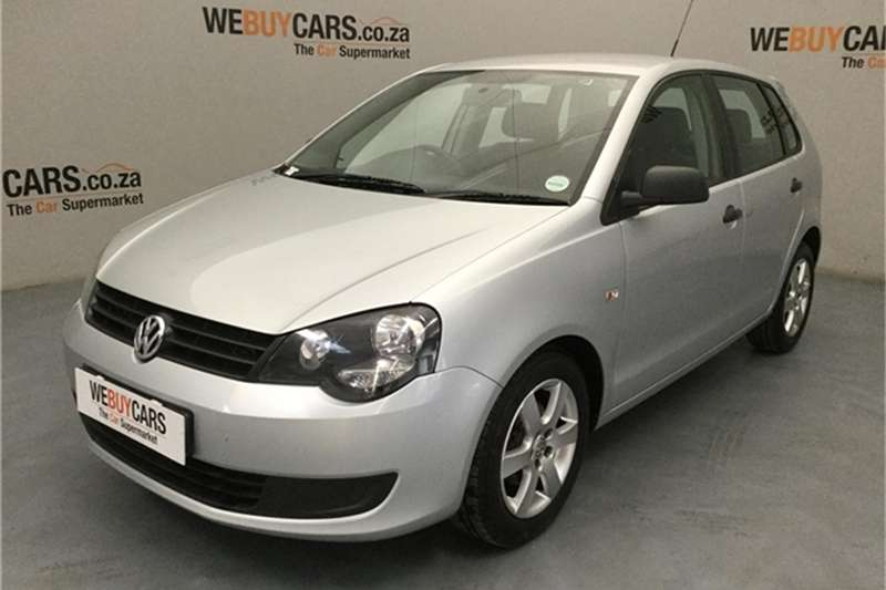 2013 VW Polo Vivo 5 door 1.4 Blueline