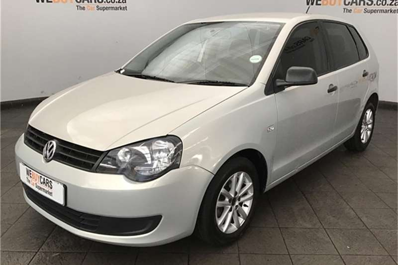 2010 VW Polo Vivo 5 door 1.6
