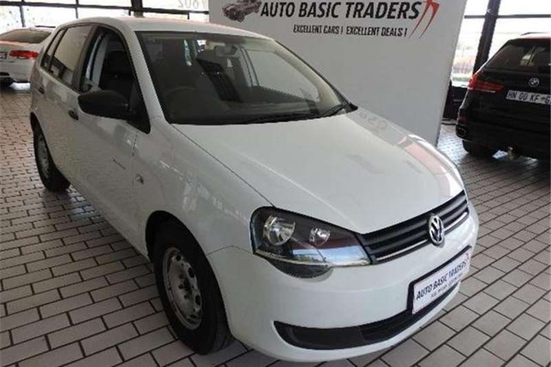 2016 VW Polo Vivo hatch 1.4 Xpress panel van