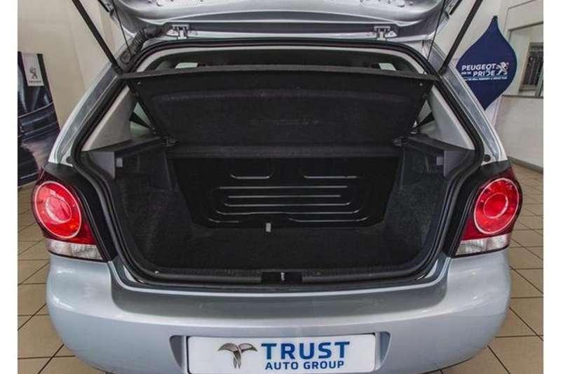 2016 VW Polo Vivo hatch 1.4 Conceptline