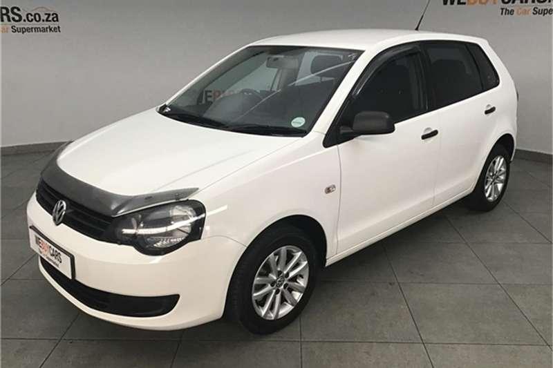 2012 VW Polo Vivo 5 door 1.4 Trendline auto