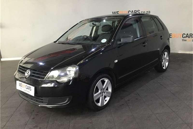2010 VW Polo Vivo 5 door 1.6