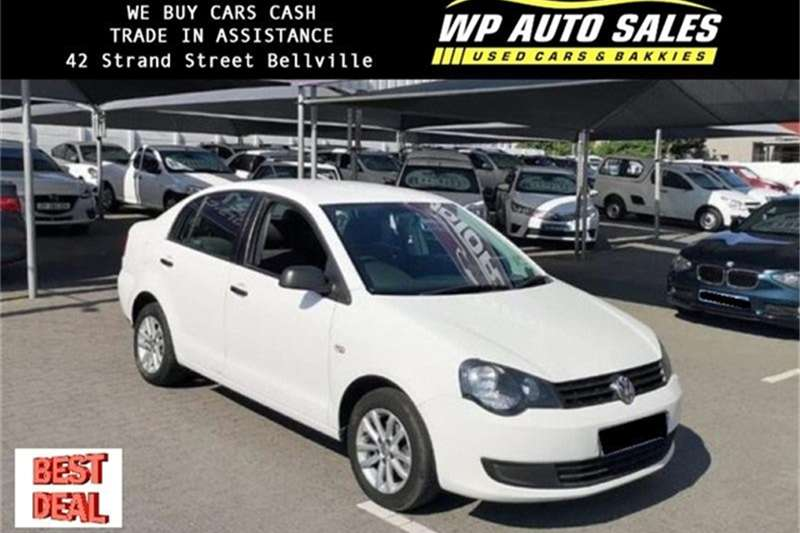 2013 VW Polo Vivo sedan 1.4 Trendline