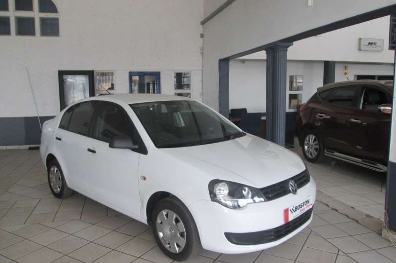 2014 VW Polo Vivo 5 door 1.4