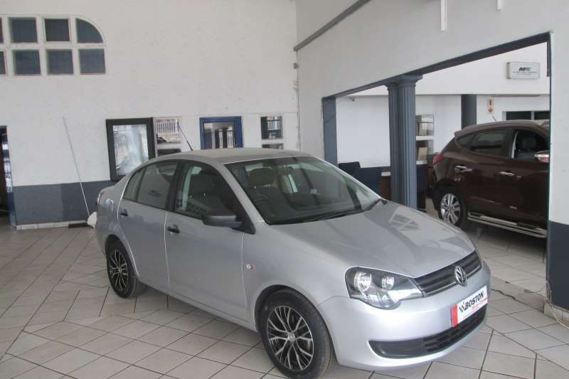 2015 VW Polo Vivo 5 door 1.4 Blueline