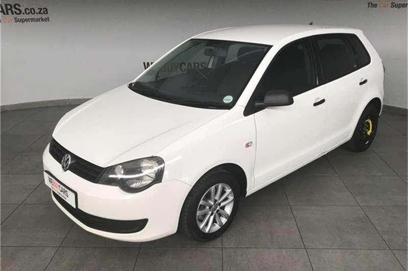 2013 VW Polo Vivo 5 door 1.4