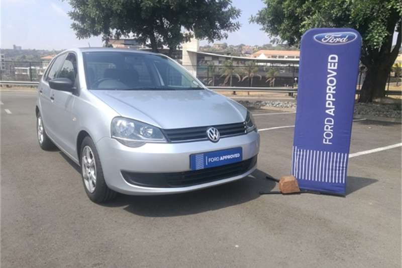 2015 VW Polo Vivo hatch 1.4 Blueline