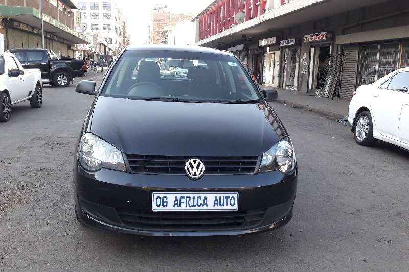 2011 VW Polo Vivo 5 door 1.6
